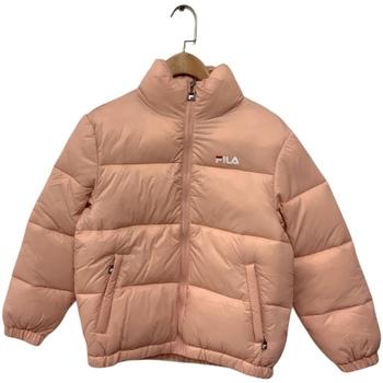 Υφασμάτινα Παιδί Μπουφάν Fila 688419 Ροζ