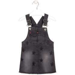Υφασμάτινα Κορίτσι Ολόσωμες φόρμες / σαλοπέτες Losan 026-7032AL Μαύρος