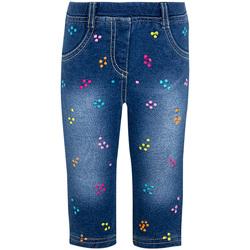 Υφασμάτινα Κορίτσι Jeans Losan 028-6022AL Μπλε
