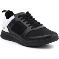 Παπούτσια Άνδρας Χαμηλά Sneakers Lacoste Joggeur 217 2 G TRM 7-33TRM1005312 black, white