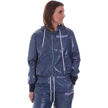 Υφασμάτινα Γυναίκα Σακάκια La Carrie 092M-TJ-440 Μπλε