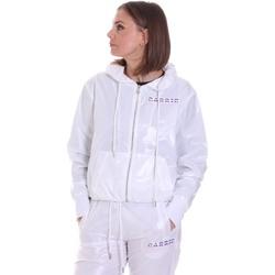 Υφασμάτινα Γυναίκα Σακάκια La Carrie 092M-TJ-420 λευκό