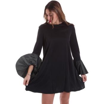 Υφασμάτινα Γυναίκα Φορέματα Jijil JPI19AB380 Μαύρος