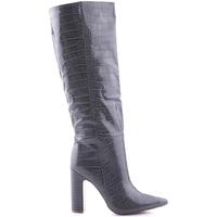 Παπούτσια Γυναίκα Μπότες Steve Madden SMSROUGE-GRYCRO Γκρί
