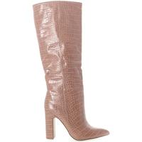 Παπούτσια Γυναίκα Μπότες Steve Madden SMSROUGE-TANCRO καφέ