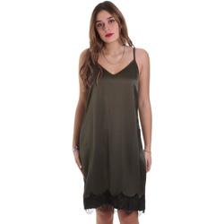 Υφασμάτινα Γυναίκα Κοντά Φορέματα Jijil JPI19AB519 Πράσινος