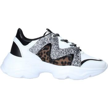 Παπούτσια Γυναίκα Sneakers Manila Grace S008EM λευκό