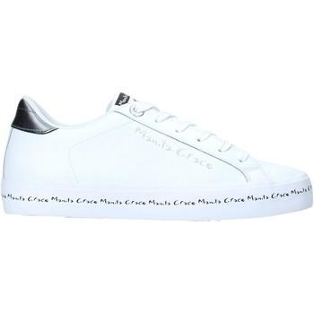 Παπούτσια Γυναίκα Sneakers Manila Grace S046LU λευκό