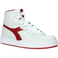 Παπούτσια Γυναίκα Ψηλά Sneakers Diadora 501.171.823 λευκό