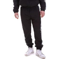 Υφασμάτινα Άνδρας Παντελόνια Karl Kani KRCKKMQ32025BLK Μαύρος