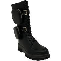 Παπούτσια Γυναίκα Μπότες Gold&gold B20 GA639 Μαύρος