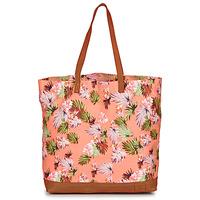 Τσάντες Γυναίκα Cabas / Sac shopping Superdry LARGE PRINTED TOTE Ροζ