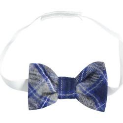 Υφασμάτινα Αγόρι Γραβάτες και Αξεσουάρ Ido 4K112 Grey/blue