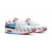 Παπούτσια Χαμηλά Sneakers Nike Air Max 1 x Parra White/Pure Platinum