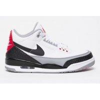 Παπούτσια Χαμηλά Sneakers Nike Air Jordan 3 Tinker NRG White/Fire Red-Black