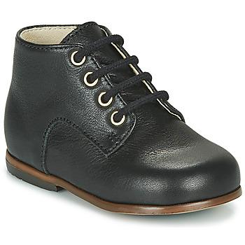 Παπούτσια Κορίτσι Ψηλά Sneakers Little Mary MILOTO Black