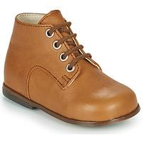 Παπούτσια Κορίτσι Ψηλά Sneakers Little Mary MILOTO Brown