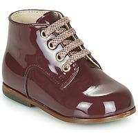 Παπούτσια Κορίτσι Ψηλά Sneakers Little Mary MILOTO Bordeaux