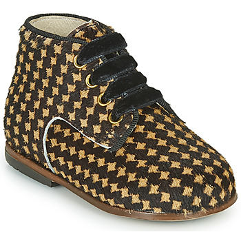 Παπούτσια Κορίτσι Ψηλά Sneakers Little Mary MAXYNE Black