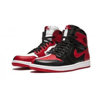 Παπούτσια Χαμηλά Sneakers Nike Air Jordan 1 Homage To Home Black/White-University Red