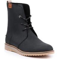 Παπούτσια Γυναίκα Μποτίνια Lacoste 34CAW0002 black