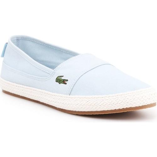 Παπούτσια Γυναίκα Χαμηλά Sneakers Lacoste Marice 218 1 CAW 7-35CAW004252C blue