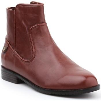 Παπούτσια Γυναίκα Μποτίνια Lacoste lifestyle 30SRW0020 brown