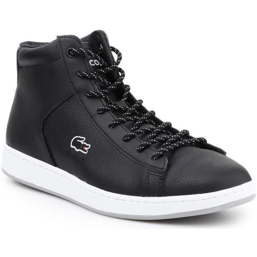 Παπούτσια Γυναίκα Ψηλά Sneakers Lacoste 30SPW4113 black