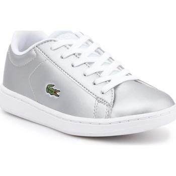 Παπούτσια Παιδί Χαμηλά Sneakers Lacoste kids 7-34SPC0006334 silver