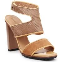Παπούτσια Γυναίκα Σανδάλια / Πέδιλα Lacoste 7-25SRW1201158 brown