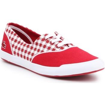 Παπούτσια Γυναίκα Χαμηλά Sneakers Lacoste Lancelle Lace 3 7-31SPW0044047 red