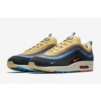 Παπούτσια Χαμηλά Sneakers Nike Air Max 1/97 Sean Wotherspoon Light Blue Fury/Lemon Wash