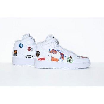 Παπούτσια Χαμηλά Sneakers Nike Air Force 1 High x Supreme