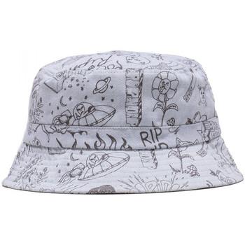 Αξεσουάρ Άνδρας Καπέλα Ripndip Sharpie bucket hat Μπλέ