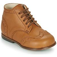 Παπούτσια Κορίτσι Ψηλά Sneakers Little Mary LORD Brown