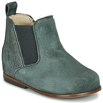 Παπούτσια Κορίτσι Μπότες Little Mary ARON Grey