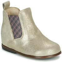 Παπούτσια Κορίτσι Μπότες Little Mary ARON Silver