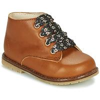 Παπούτσια Κορίτσι Ψηλά Sneakers Little Mary JUDITE Brown