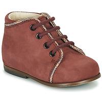 Παπούτσια Κορίτσι Ψηλά Sneakers Little Mary MEGGIE Bordeaux