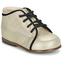 Παπούτσια Κορίτσι Ψηλά Sneakers Little Mary MEGGIE Silver