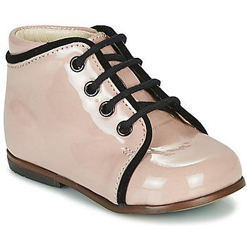 Ψηλά Sneakers Little Mary MEGGIE ΣΤΕΛΕΧΟΣ: Δέρμα και συνθετικό & ΕΠΕΝΔΥΣΗ: Δέρμα & ΕΣ. ΣΟΛΑ: Δέρμα & ΕΞ. ΣΟΛΑ: Καουτσούκ