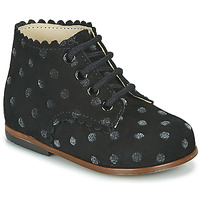 Παπούτσια Κορίτσι Ψηλά Sneakers Little Mary VIVALDI Black