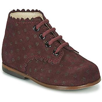 Παπούτσια Κορίτσι Ψηλά Sneakers Little Mary VIVALDI Bordeaux