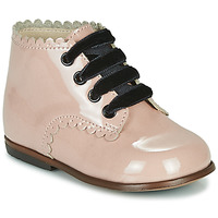 Παπούτσια Κορίτσι Ψηλά Sneakers Little Mary VIVALDI Ροζ