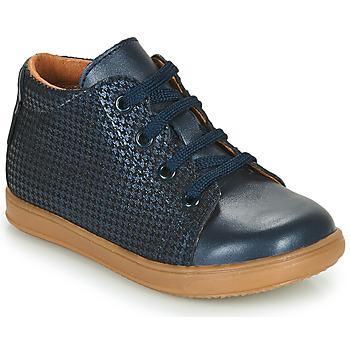 Παπούτσια Κορίτσι Χαμηλά Sneakers Little Mary CLELIE Μπλέ