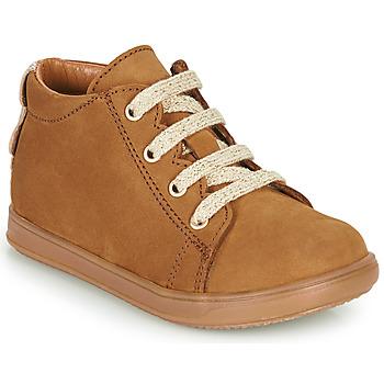 Παπούτσια Κορίτσι Χαμηλά Sneakers Little Mary CLELIE Brown