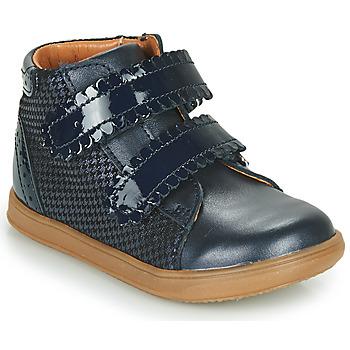Παπούτσια Κορίτσι Ψηλά Sneakers Little Mary CRISTIE Μπλέ