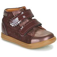 Παπούτσια Κορίτσι Ψηλά Sneakers Little Mary CRISTIE Bordeaux