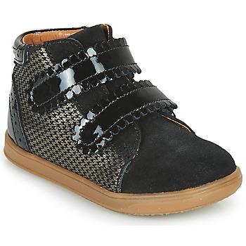 Παπούτσια Κορίτσι Ψηλά Sneakers Little Mary CRISTIE Black