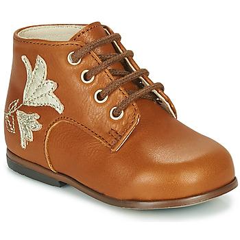 Παπούτσια Κορίτσι Ψηλά Sneakers Little Mary MEIGE Brown